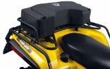 Can-Am 715000234 Black ATV Rear Bag